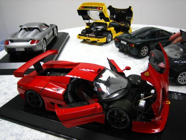 5 Super Cars Show